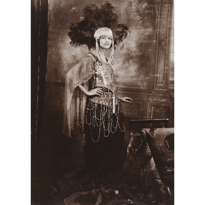 Dancer, Harlem, from the James VanDerZee: Eighteen Photographs portfolio